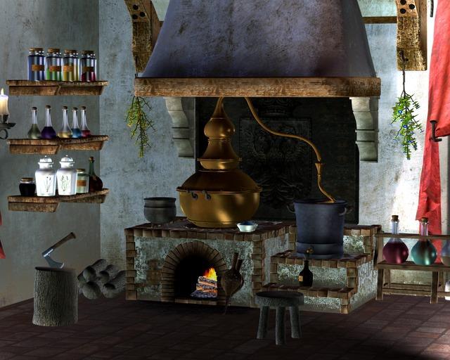 Meine Hexenküche